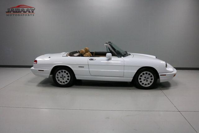 1991 Alfa Romeo Spider Veloce Merrillville, Indiana 39