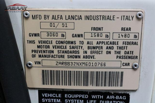 1991 Alfa Romeo Spider Veloce Merrillville, Indiana 45