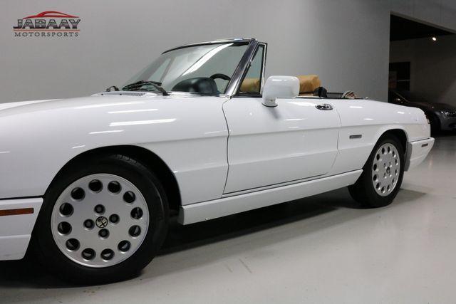 1991 Alfa Romeo Spider Veloce Merrillville, Indiana 28