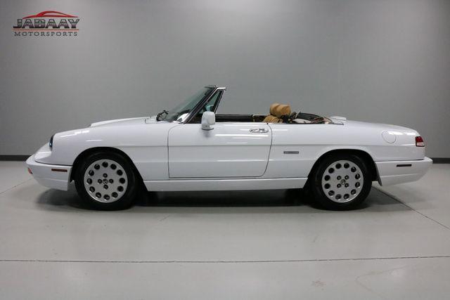 1991 Alfa Romeo Spider Veloce Merrillville, Indiana 1