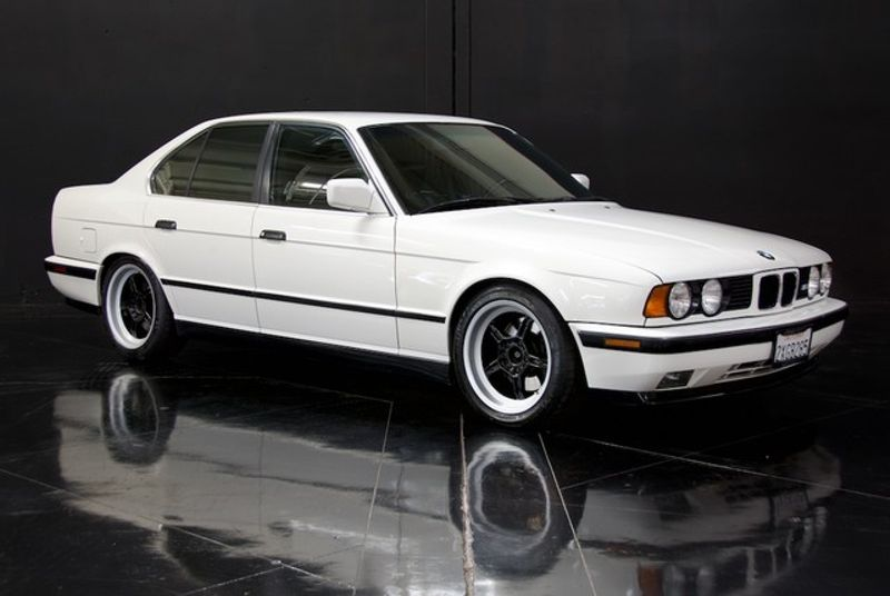 1991 BMW 5 Series M5 | Milpitas, California | NBS Auto Showroom