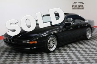 1991 BMW 8 SERIES 3 OWNER WELL MAINTAINED V12 850i | Denver, Colorado | Worldwide Vintage Autos in Denver Colorado