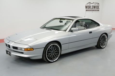 1991 BMW 8 SERIES 850i 5.0 LTR V12 4 SPEED AUTO | Denver, CO ...
