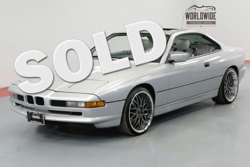 1991 BMW 8 SERIES 850i 5.0 LTR V12 4 SPEED AUTO | Denver, CO ...