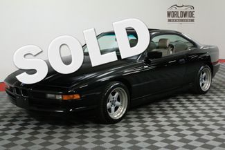 1991 BMW 850i in Denver CO