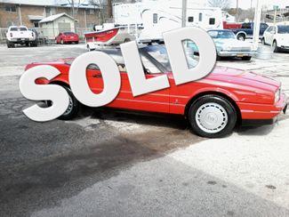 1991 Cadillac Allante' Roadster San Antonio, Texas