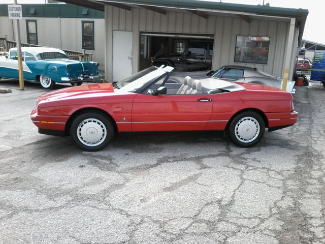 1991 Cadillac Allante' Roadster San Antonio, Texas 1