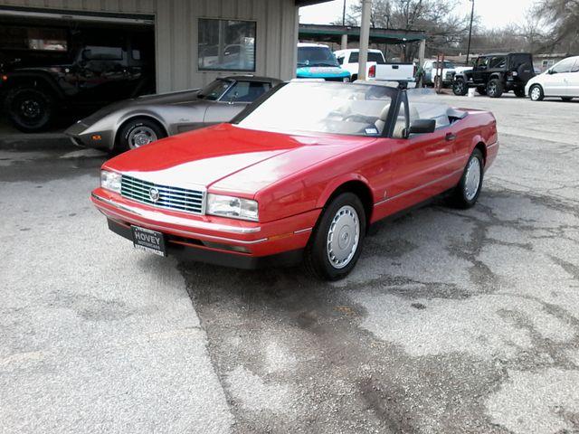 1991 Cadillac Allante' Roadster San Antonio, Texas 2