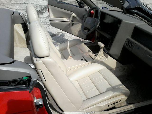 1991 Cadillac Allante' Roadster San Antonio, Texas 11