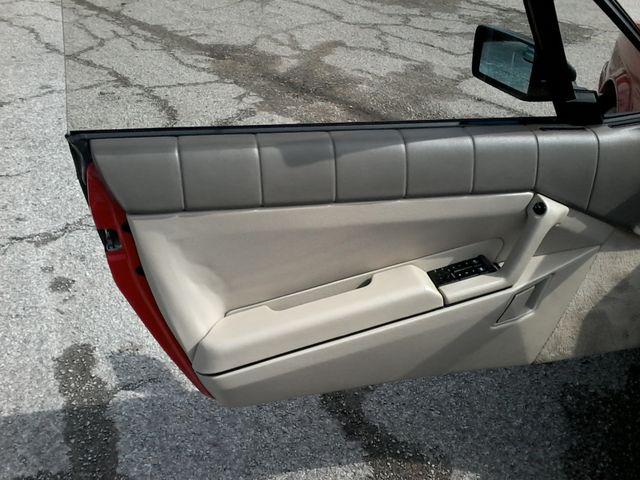 1991 Cadillac Allante' Roadster San Antonio, Texas 13