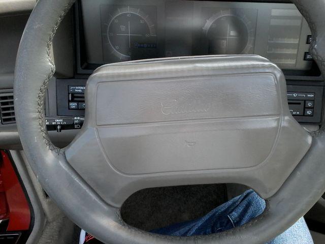 1991 Cadillac Allante' Roadster San Antonio, Texas 14