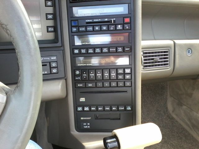 1991 Cadillac Allante' Roadster San Antonio, Texas 16