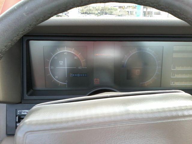 1991 Cadillac Allante' Roadster San Antonio, Texas 17