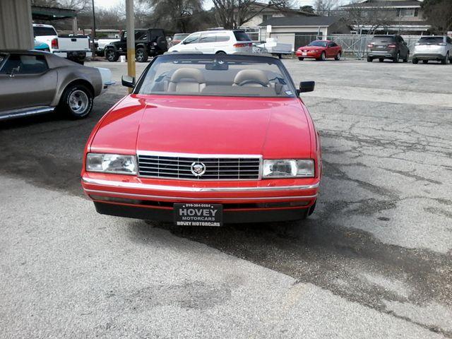1991 Cadillac Allante' Roadster San Antonio, Texas 3