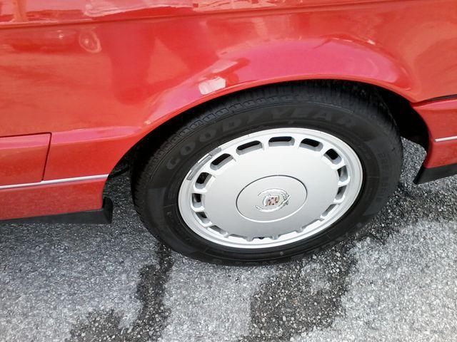 1991 Cadillac Allante' Roadster San Antonio, Texas 20