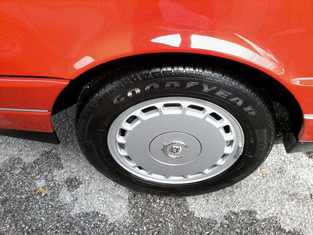 1991 Cadillac Allante' Roadster San Antonio, Texas 21