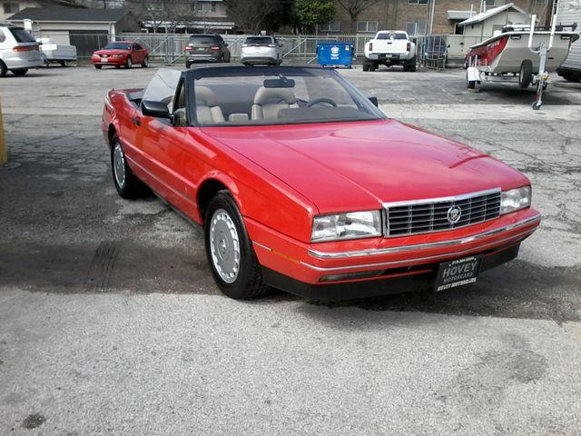 1991 Cadillac Allante' Roadster San Antonio, Texas 4