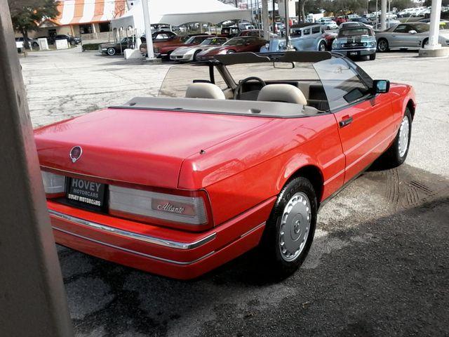 1991 Cadillac Allante' Roadster San Antonio, Texas 5