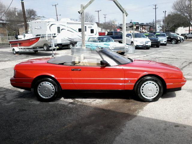 1991 Cadillac Allante' Roadster San Antonio, Texas 6