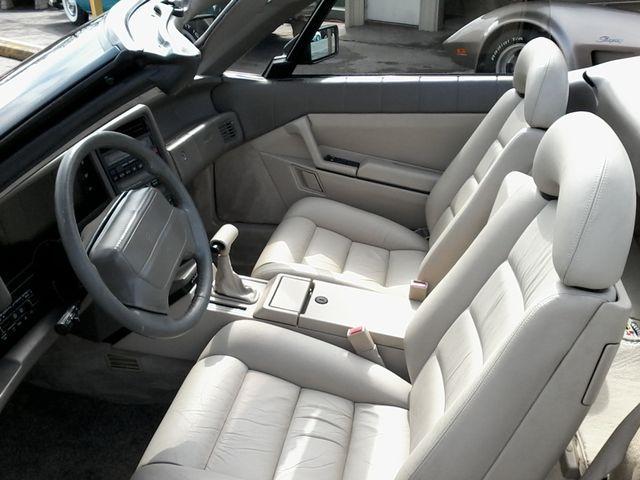 1991 Cadillac Allante' Roadster San Antonio, Texas 8
