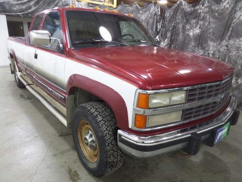 1991 Chevrolet 2500 Pickups HD Ext. Cab 8-ft. Bed 4WD in , ND