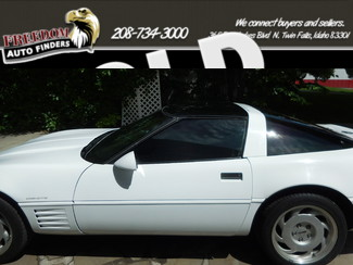 1991 Chevrolet Corvette  in Twin Falls Idaho