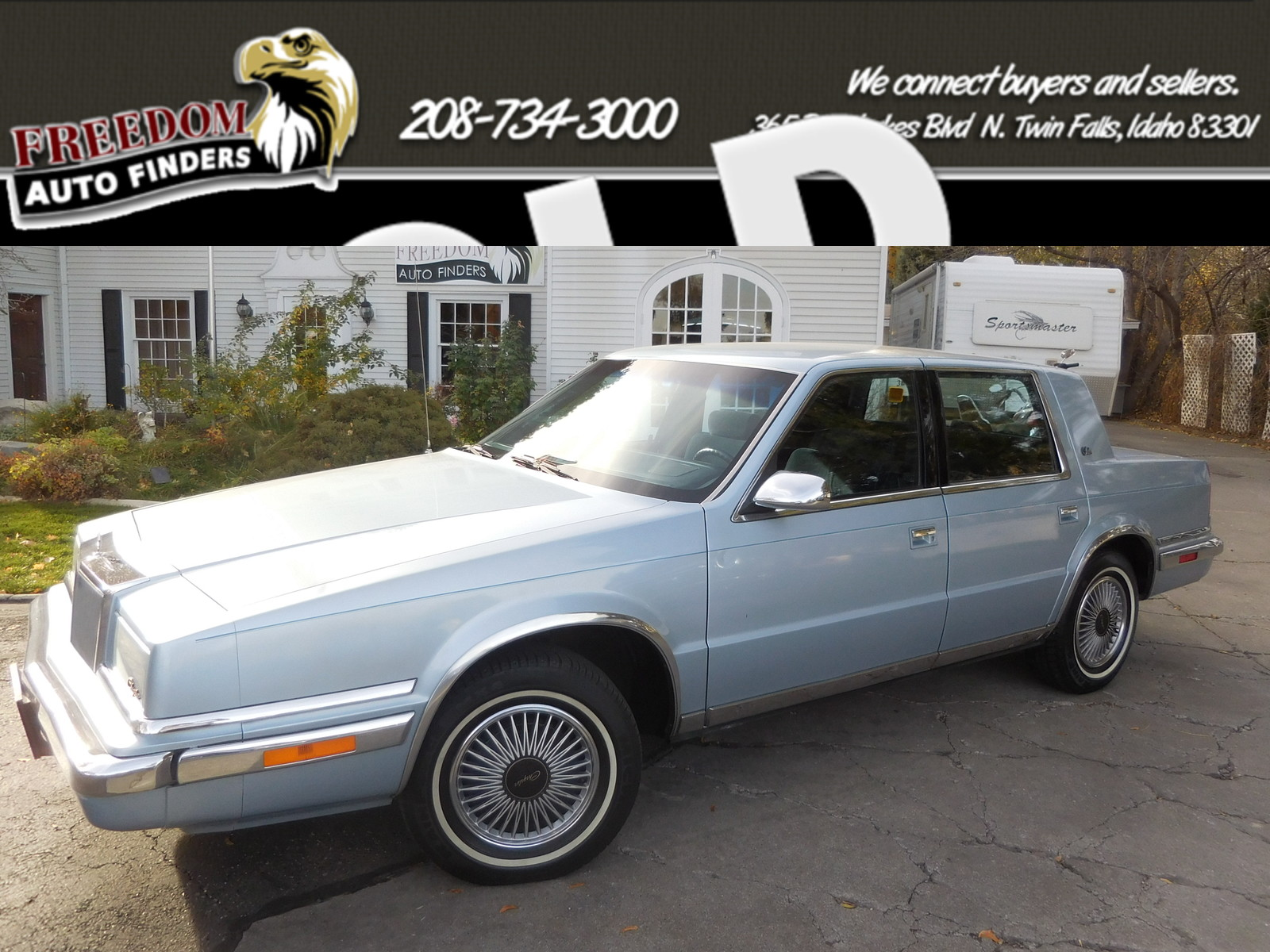 1991 chrysler new yorker salon lee iacocca original car for 1993 chrysler new yorker salon sedan