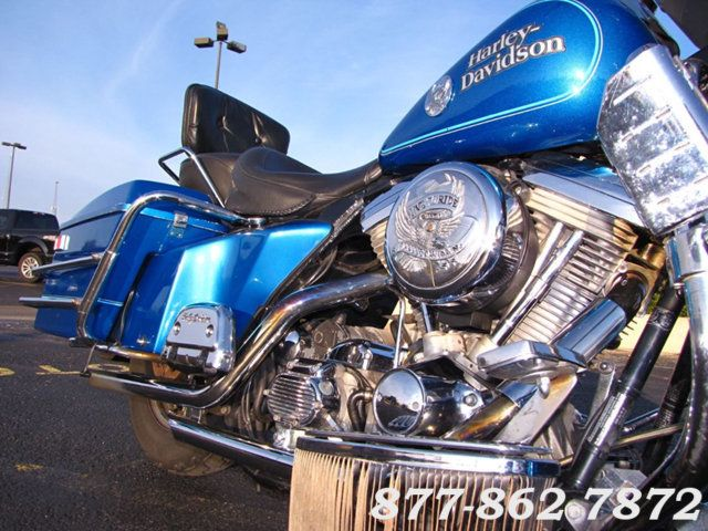 1991 Harley-Davidson ELECTRA GLIDE FLHS ELECTRA GLIDE FLHS McHenry, Illinois 29