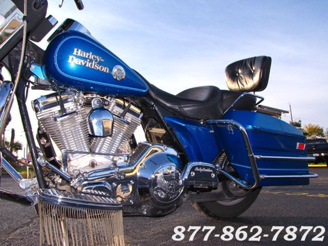1991 Harley-Davidson ELECTRA GLIDE FLHS ELECTRA GLIDE FLHS McHenry, Illinois 30