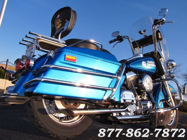 1991 Harley-Davidson ELECTRA GLIDE FLHS ELECTRA GLIDE FLHS McHenry, Illinois 7