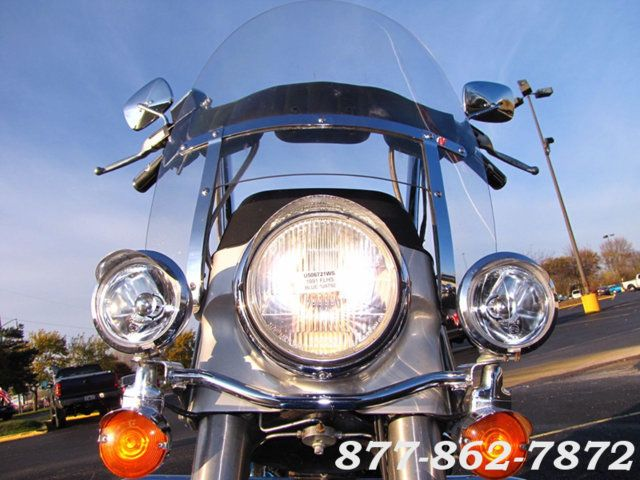 1991 Harley-Davidson ELECTRA GLIDE FLHS ELECTRA GLIDE FLHS McHenry, Illinois 8