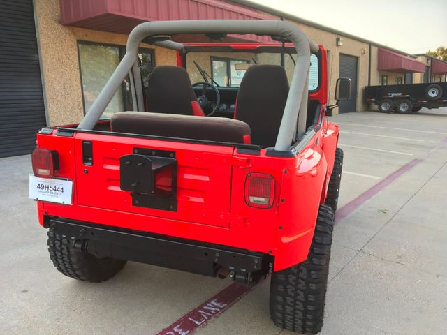 1991 Jeep Wrangler Renegade Arlington, Texas 5