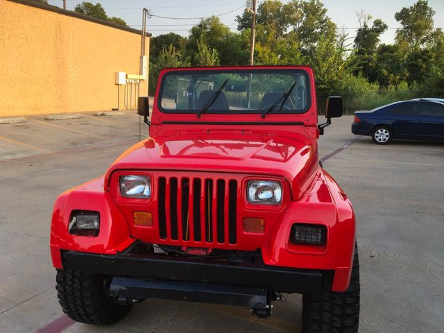 1991 Jeep Wrangler Renegade Arlington, Texas 3