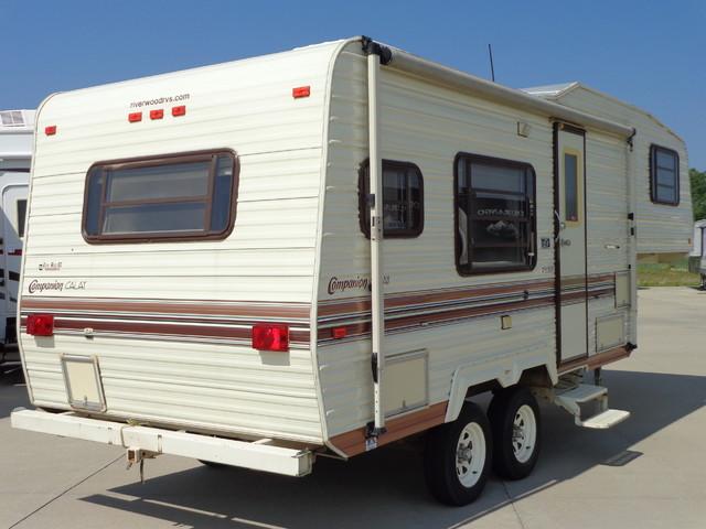 1991 Kit Companion Calay 23JF Mandan, North Dakota 3