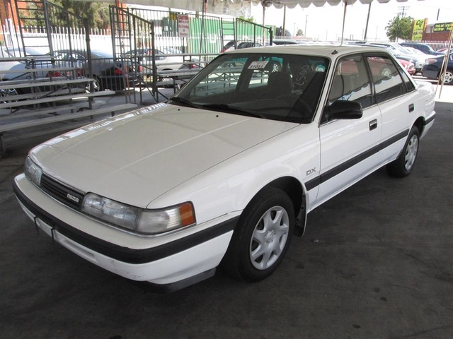 1991 Mazda 626 DX Please call or e-mail to check availability All of our vehicles are available