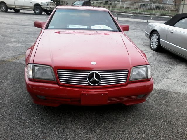 1991 Mercedes-Benz 500 SL Series 500SL San Antonio, Texas 1