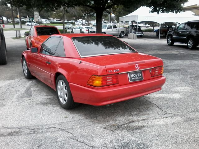 1991 Mercedes-Benz 500 SL Series 500SL San Antonio, Texas 3