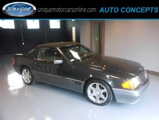 1991 Mercedes-Benz 560 Series 500SL Bridgeville, Pennsylvania 1