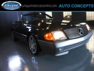 1991 Mercedes-Benz 560 Series 500SL Bridgeville, Pennsylvania 21