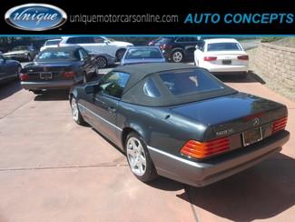 1991 Mercedes-Benz 560 Series 500SL Bridgeville, Pennsylvania 60