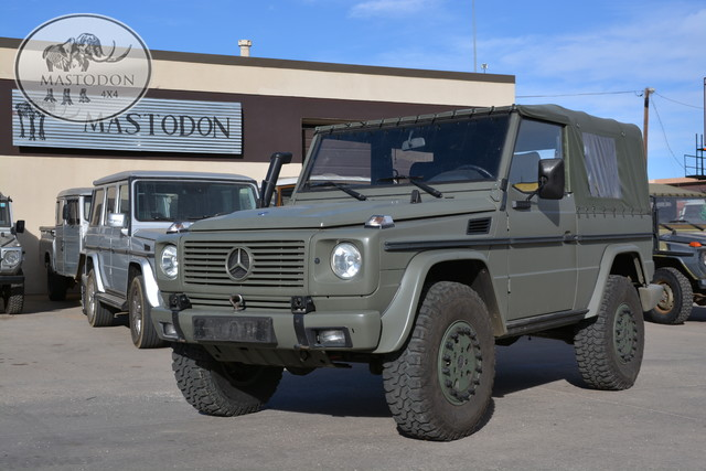 1991 mercedes benz g class 4x4 6 cyl 5 speed g wagon. Black Bedroom Furniture Sets. Home Design Ideas
