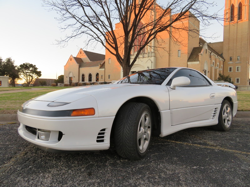 1991 Mitsubishi 3000GT VR-4  city TX  Auto Piccasso  in Abilene, TX