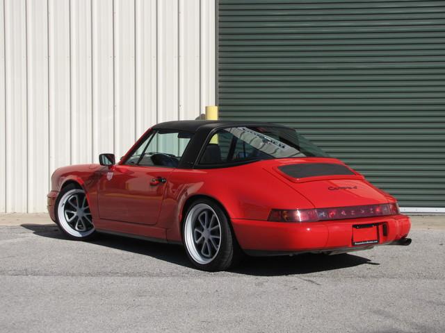 1991 Porsche 911 Carrera Jacksonville , FL 79
