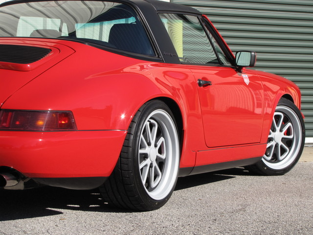 1991 Porsche 911 Carrera Jacksonville , FL 9