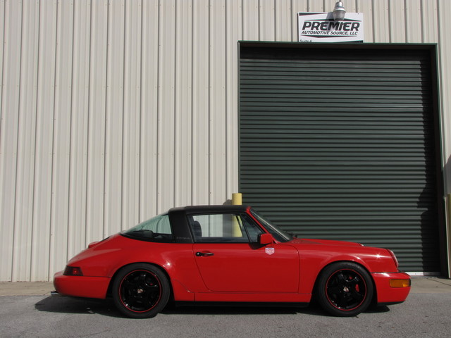 1991 Porsche 911 Carrera Jacksonville , FL 43