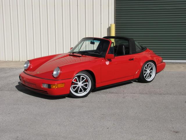 1991 Porsche 911 Carrera Jacksonville , FL 77