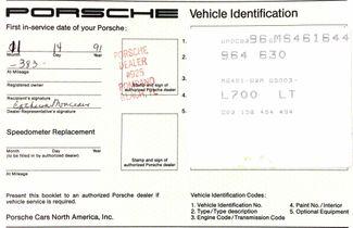 1991 Porsche 911 in Carrollton TX