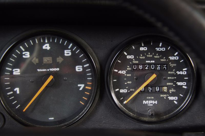 1991 Porsche 911 Carrera Cabriolet in Carrollton, TX