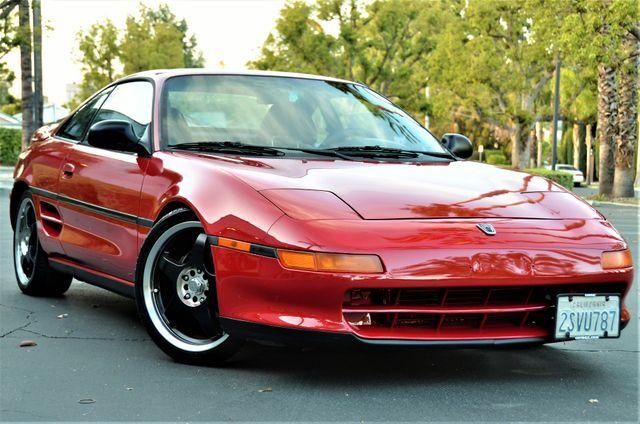 1991 Toyota MR2 Reseda, CA 5