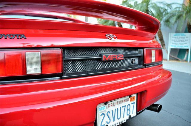 1991 Toyota MR2 Reseda, CA 32